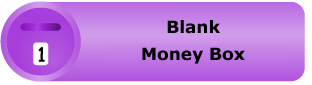 Money Box: Blank
