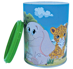 Forest Friends Money box